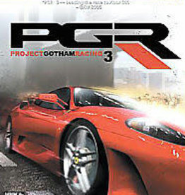 XBox 360 Project Gotham Racing 3