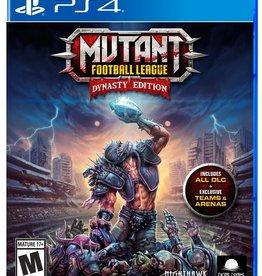 PS4 Mutant Football League Dynasty Edition