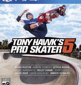 PS4 Tony Hawk Pro Skater 5
