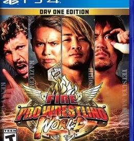 PS4 Fire Pro Wrestling World
