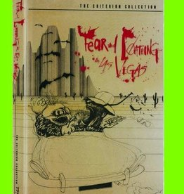 Used DVD Fear & Loathing In Las Vegas (Criterion Collection)