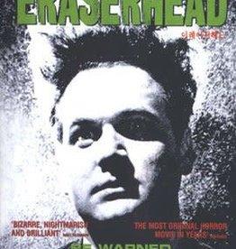 Used DVD Eraserhead