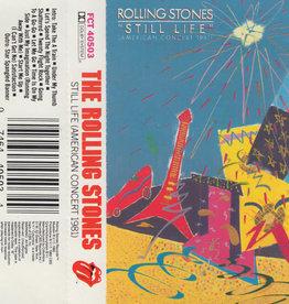 Used Cassette Rolling Stones- Still Life