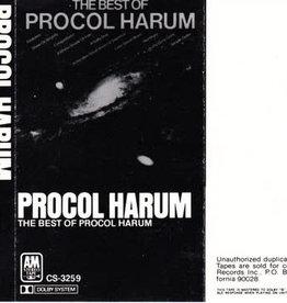 Used Cassette Procol Harum- The Best of Procol Harum