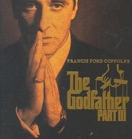 Used VHS Godfather Part III