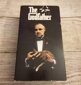 Used VHS The Godfather