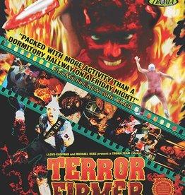 Used DVD Terror Firmer (Signed by Lloyd Kaufman)