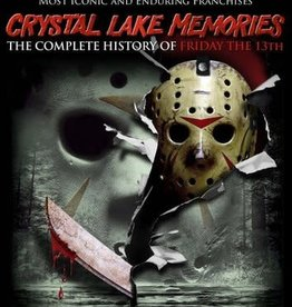 Used DVD Crystal Lake Memories: The Complete History of Friday The 13th