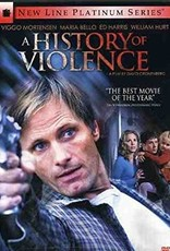 Used DVD A History of Violence