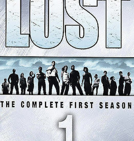 Used DVD Lost The Complete First Season