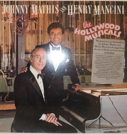 Used Vinyl Johnny Mathis & Harry Mancini- The Hollywood Musicals
