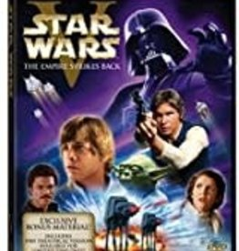 Used DVD Star Wars Episode V: The Empire Strikes Back