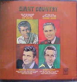 Used Vinyl Various- Giant Country (Sealed)