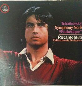"Used Vinyl Tchaikovsky- Symohony No. 6 ""Pathetique"""
