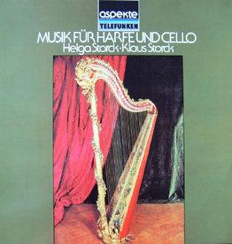 Used Vinyl Duport/ Spohr- Musik Fur Harfe Und Violincello