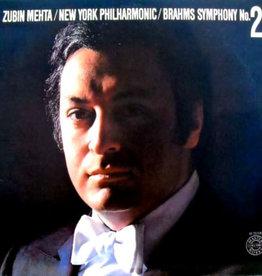 Used Vinyl Brahms- Symphony No. 2
