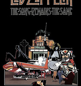 Used DVD Led Zeppelin- The Song Remains The Same (2-Disc)