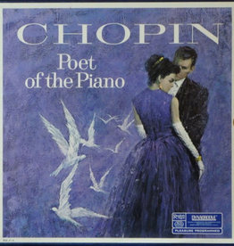 Used Vinyl Chopin- The Poet Of The Piano