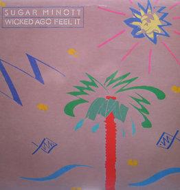 Used Vinyl Sugar Minott- Wicked Ago Feel It