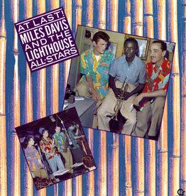 Used Vinyl Miles Davis & The Lighthouse All-Stars- At Last! (Sealed)
