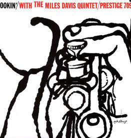 Used Vinyl Miles Davis- Cookin' With The Miles Davis Quintet (1984 OJC Reissue)(Sealed)