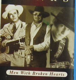 Hank Williams/Hank Williams Jr/Hank The III- Three Hanks: Men With Broken Hearts