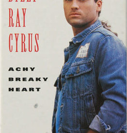 Billy Ray Cyrus- Achy Breaky Heart