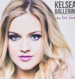 Used Vinyl Kelsea Ballerini- The First Time (Sealed)