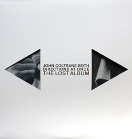 Used Vinyl John Coltrane- Both Directions At Once The Lost Album (Sealed)