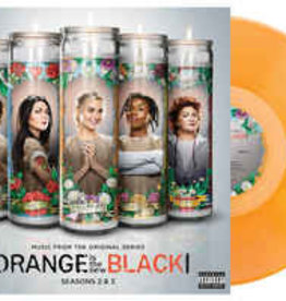 Used Vinyl Orange Is The New Black Season 2&3 Soundtrack (Orange Vinyl)
