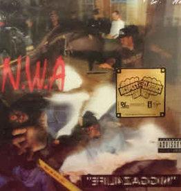 Used Vinyl NWA- Efil4zaggin (Lenticular Cover)