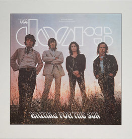Used Vinyl The Doors- Waiting For The Sun (Sealed)(1LPx2CD DLX Reissue)