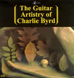 Used Vinyl Charlie Byrd- The Guitar Artistry Of Charlie Byrd (1995 Analogue Productions Reissue)(Numbered)