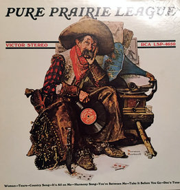 Used Vinyl Pure Prairie League- Pure Prairie League