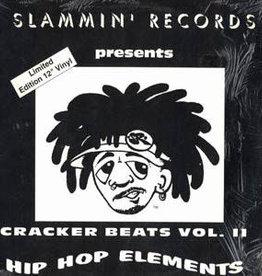 Used Vinyl Nubian Crackers- Cracker Beats Vol. II