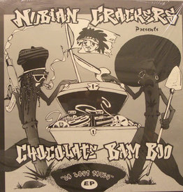 Used Vinyl Nubian Crackers- Da Lost Tapes EP
