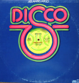 "Used Vinyl Montana- A Dance Fantasy/ Warp Factor II (12"")"