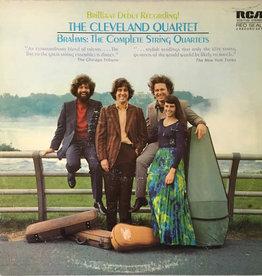 Used Vinyl Brahms- The Complete String Quartet (Sealed)