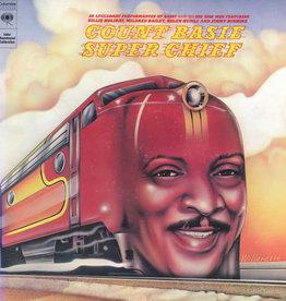 Used Vinyl Count Basie- Super Chief