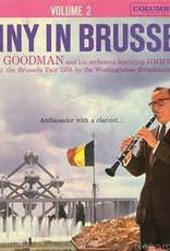 Used Vinyl Benny Goodman- Benny In Brussels Vol. 2