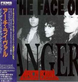 Used CD Arch Rival- In The Face Of Danger