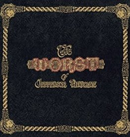 Used CD Jefferson Airplane- The Worst Of Jefferson Airplane