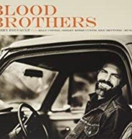 Used CD Jeffrey Foucault- Blood Brothers