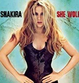Used CD Shakira- She Wolf