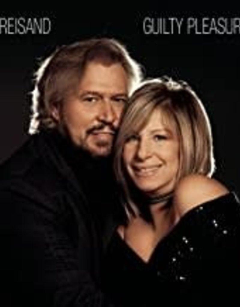 Used CD Barbra Streisand- Guilty Pleasures