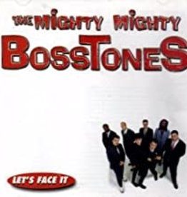 Used CD Mighty Mighty Bosstones- Let's Face It