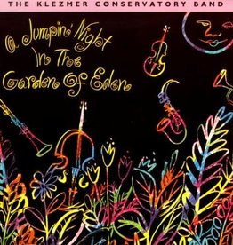 Used CD Klezmer Conservatory Band-  A Jumpin Night In The Garden Of Eden