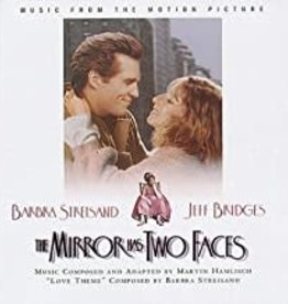 Used CD Mirror Has Two Faces Soundtrack