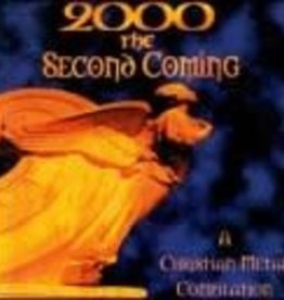 Used CD Various- 2000 The Second Coming