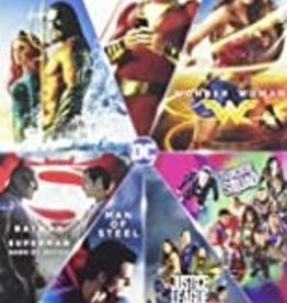Used DVD DC 7 Film Collection